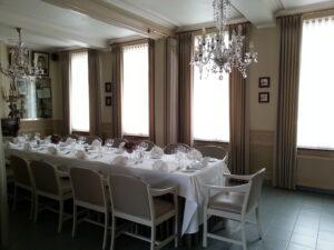 og's greige op koperen roedes restaurant de Gouden Kroon te Gullegem