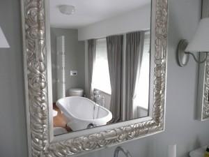 badkamer weerspiegelt klasse